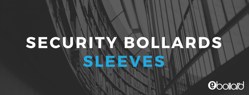 Security Bollards Sleeves